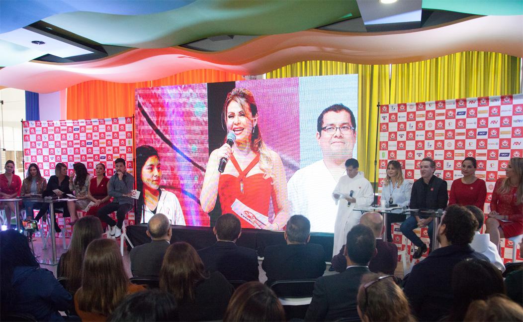 Lanzamiento 2017 Teletón Perú