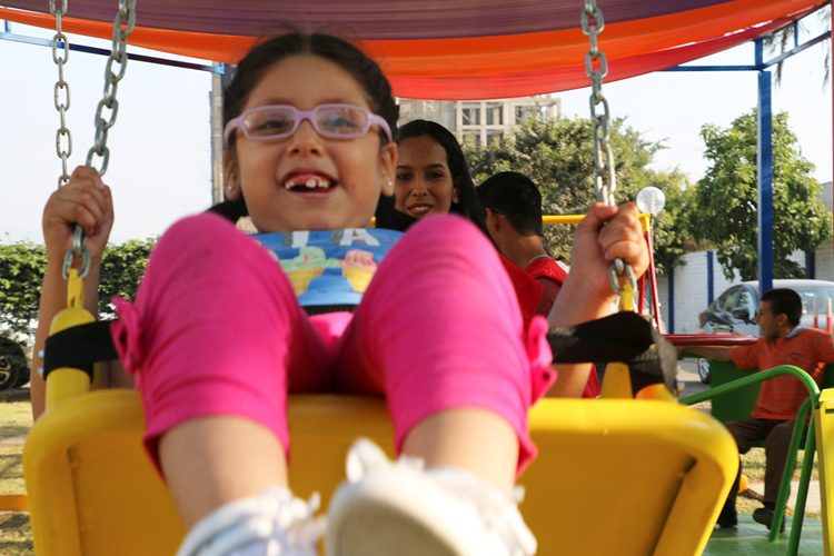 Juegos inclusivos en Lima