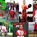 Deportistas paralímpicos